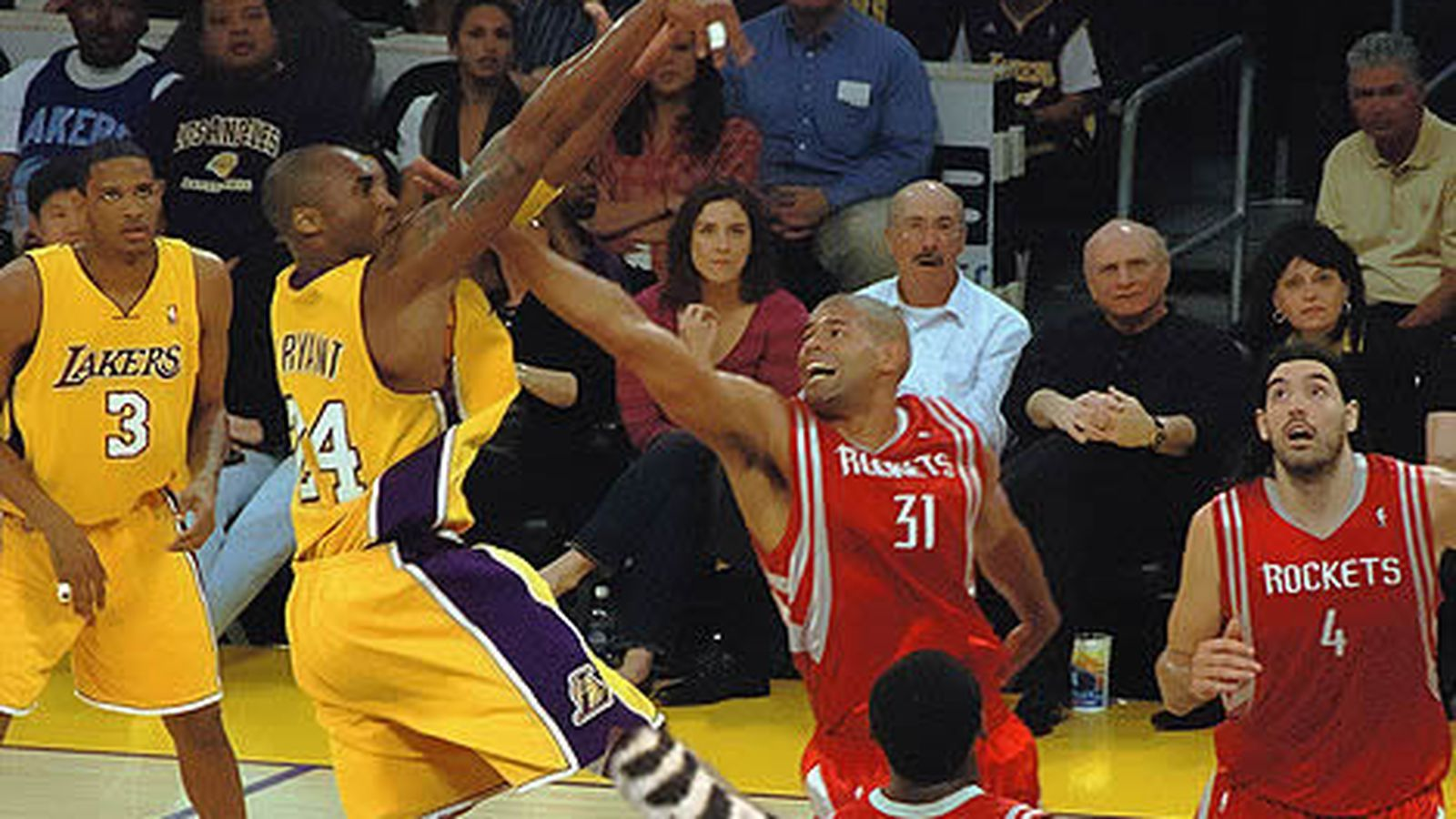 Kobe Bryant Used Cheetah Tail As Inspiration For Fadeaway