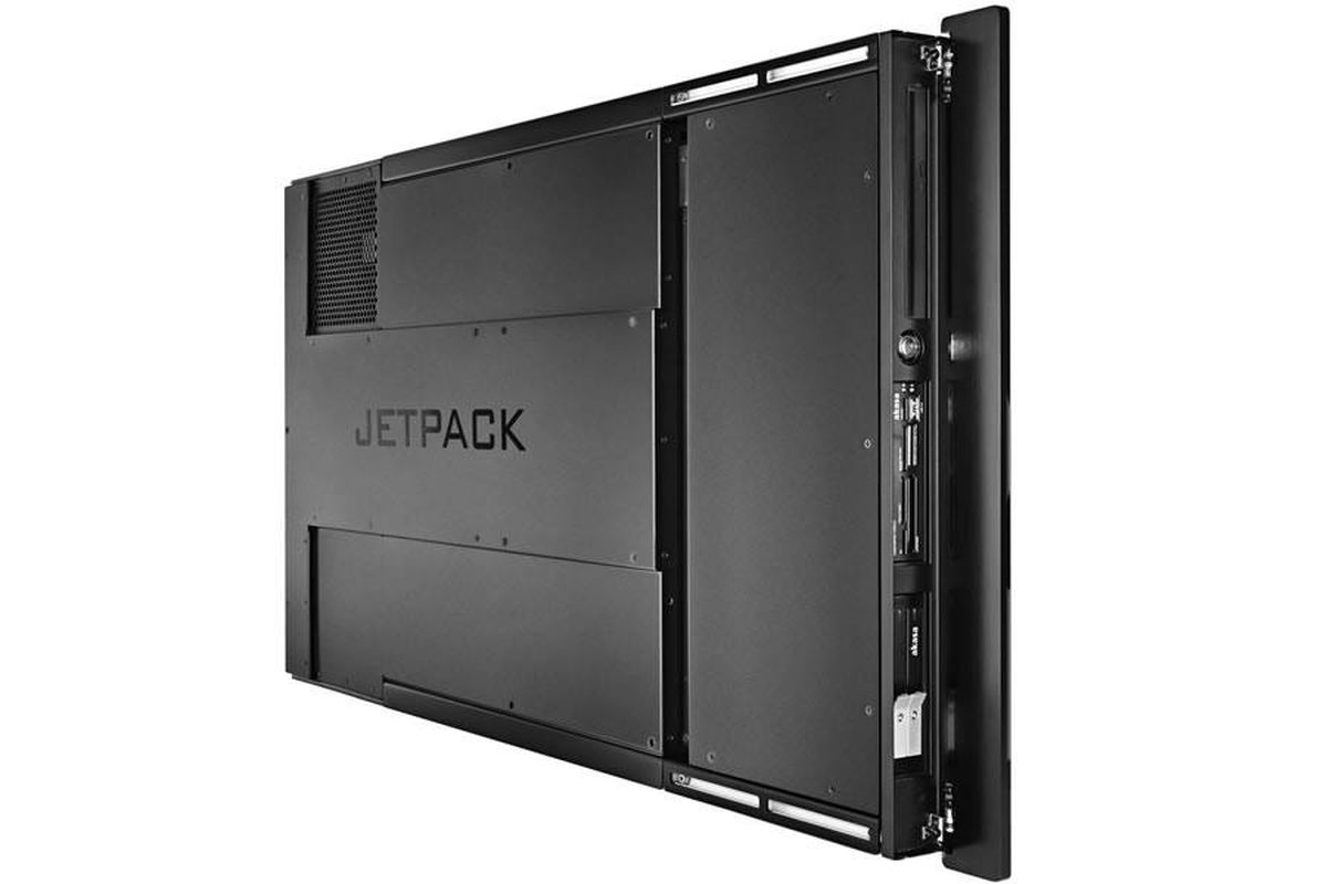 Piixl Jetpack Straps A Steamos Pc To The Back Of Your Tv