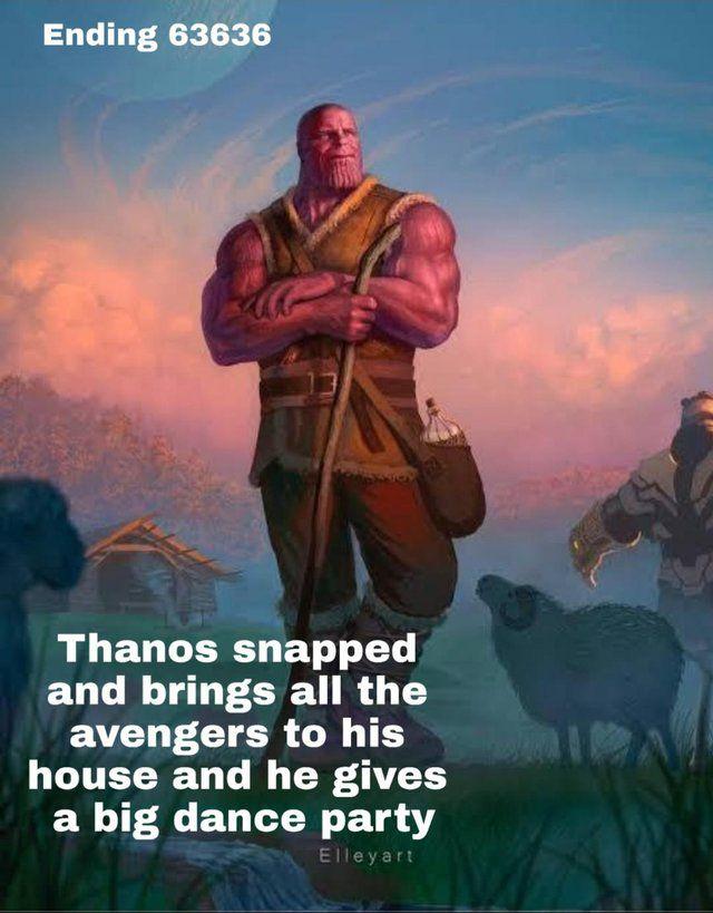Avengers: Endgame endings: fans imagine other 14 million
