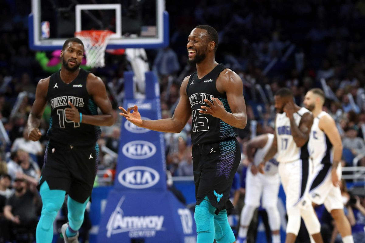 NBA: Charlotte Hornets at Orlando Magic
