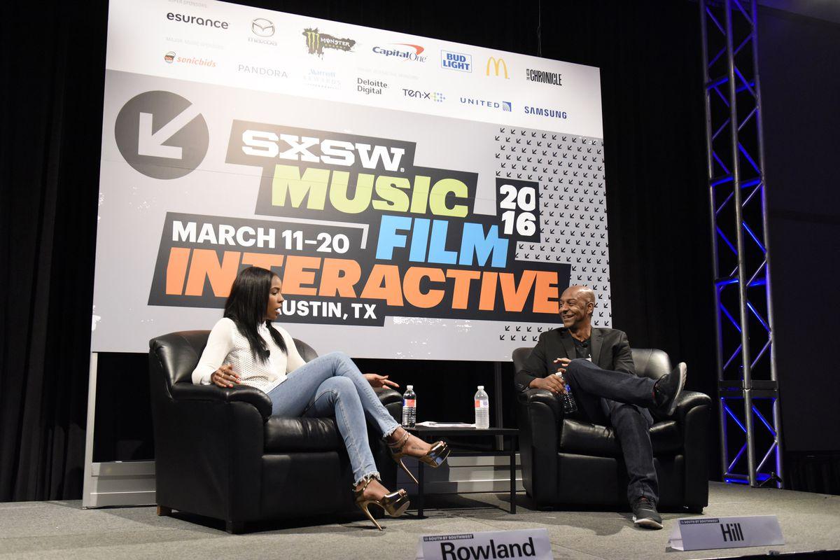Kelly Rowland's 'Chasing Destiny' SXSW Interview