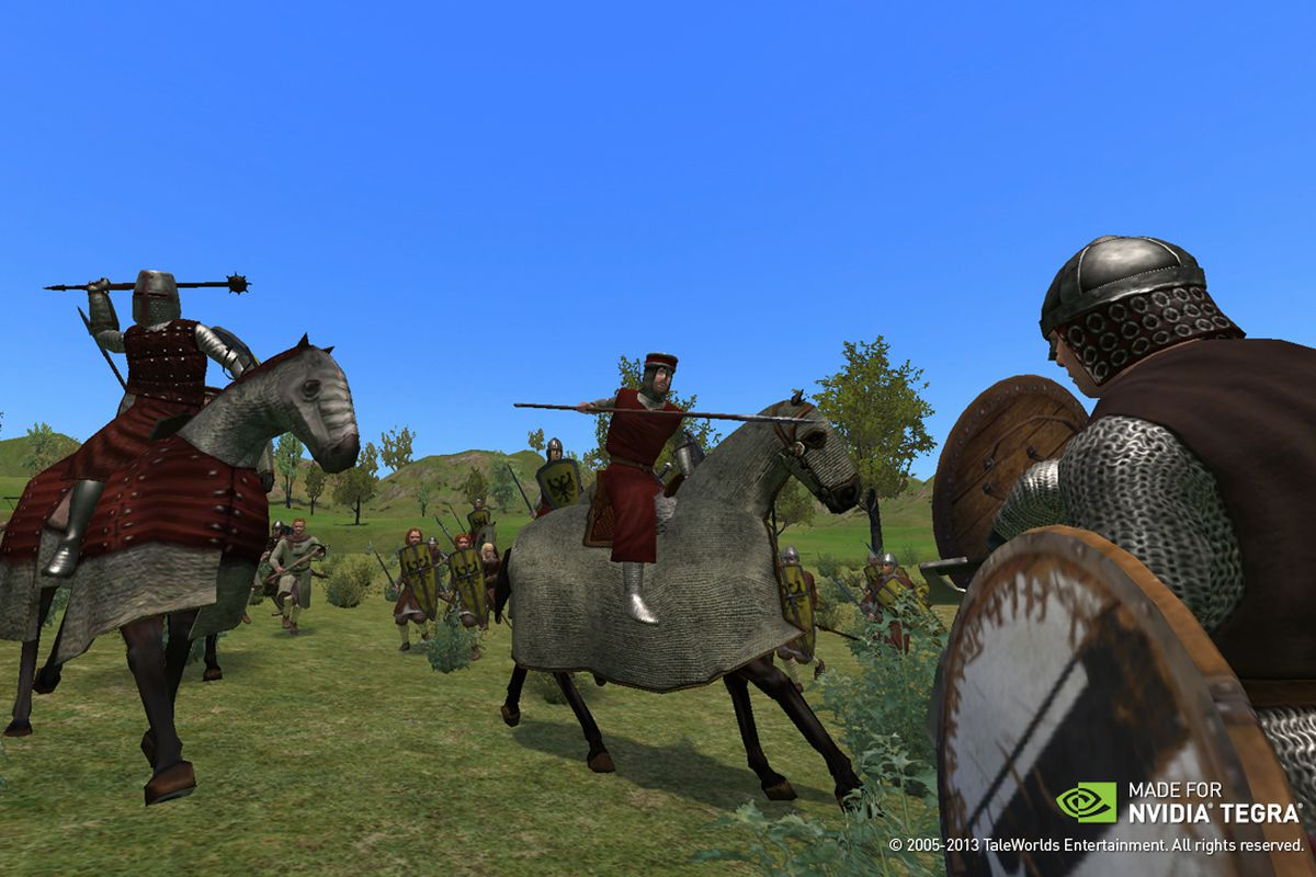 Mount & Blade' for Android shows that full PC games can go