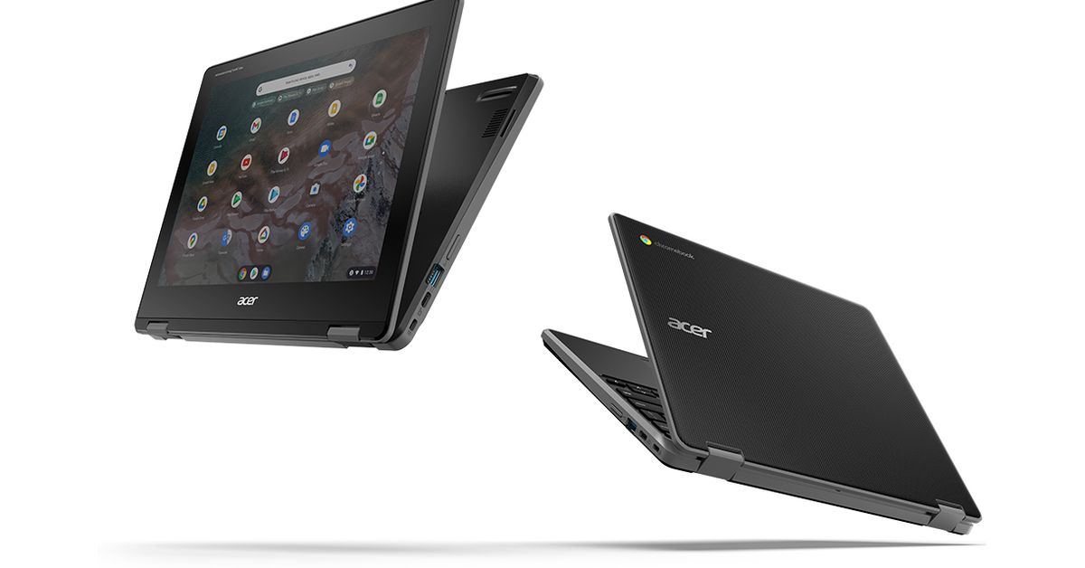 Acer's new education Chromebooks include durable designs and Arm-based processors – The Verge