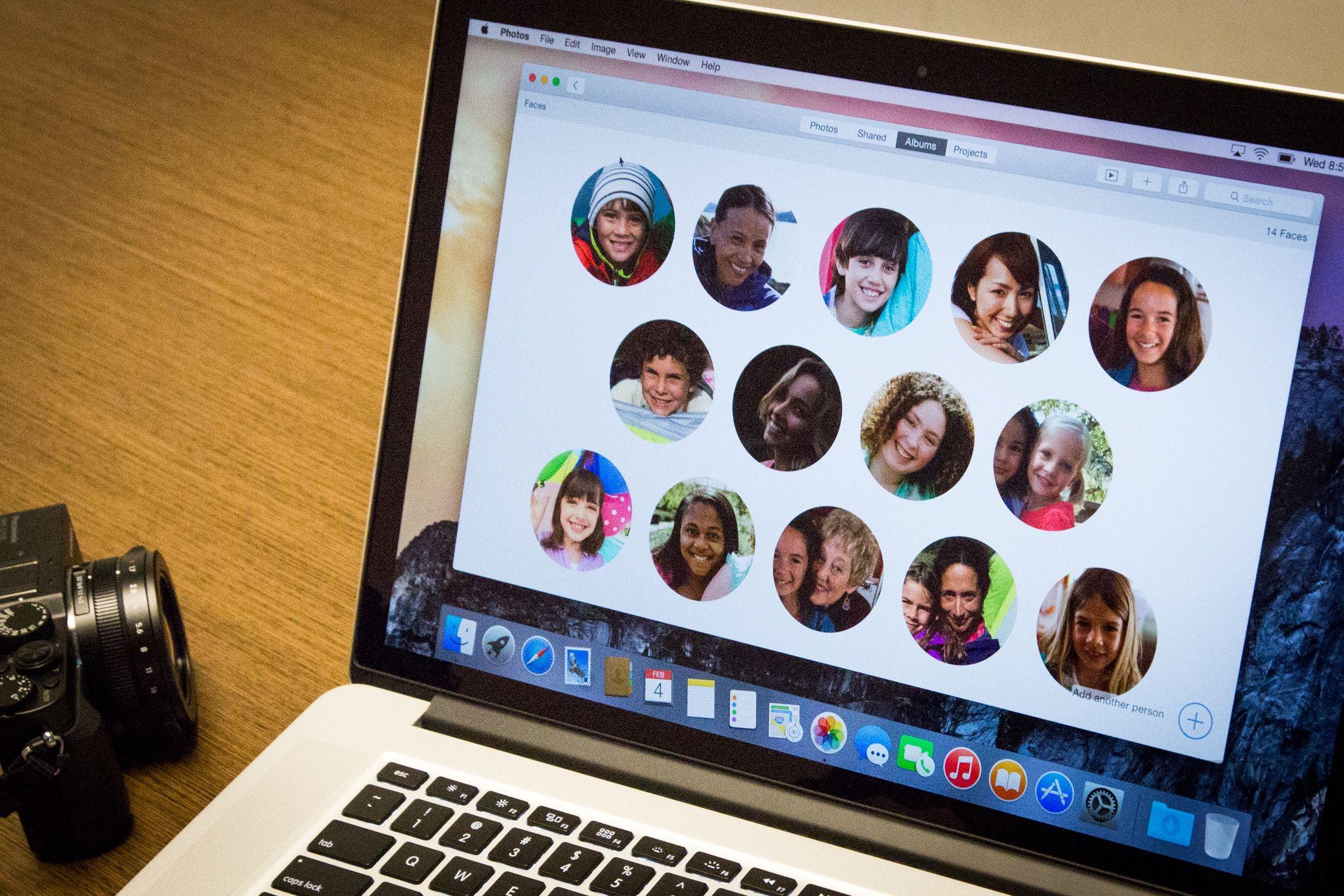 Apple Photos for OS X EMBARGO 020515