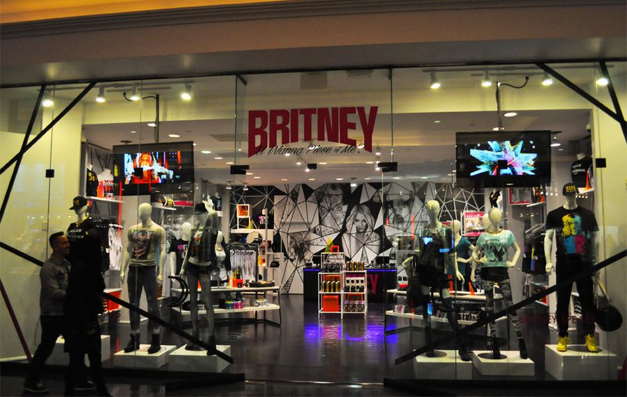 U Wanna Piece Of Me Britney S Boutique Now Open