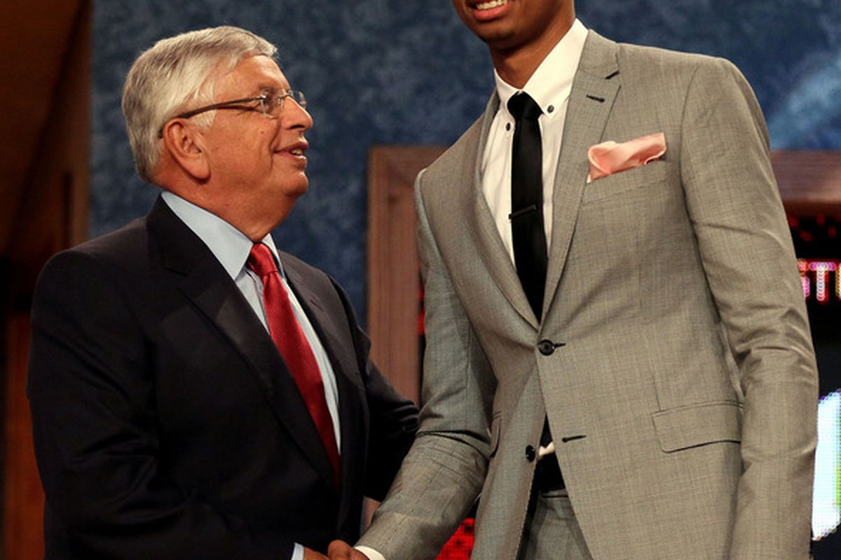 """Jeremy Lamb, as far as """"consolation prizes"""" go, he's pretty good, especially if we can move Kevin Martin."""