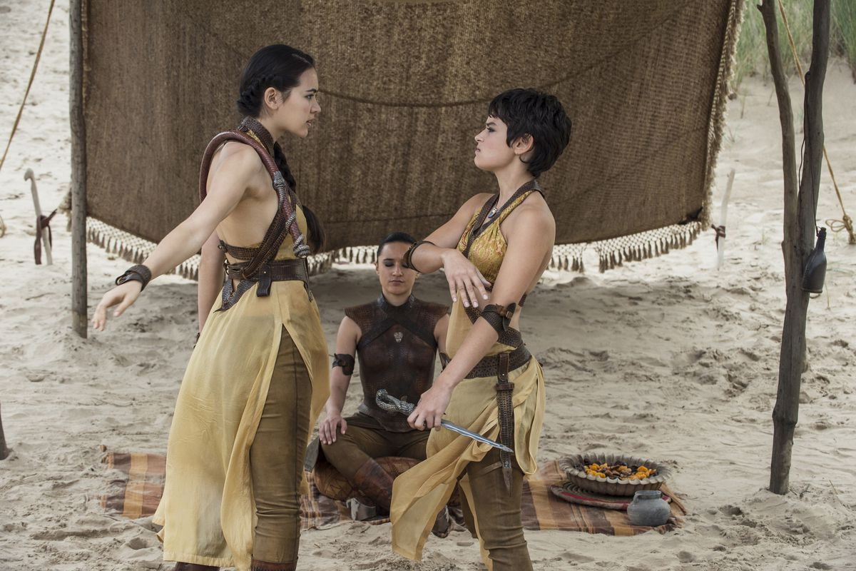 The 5 most important moments in Game of Thrones season 5