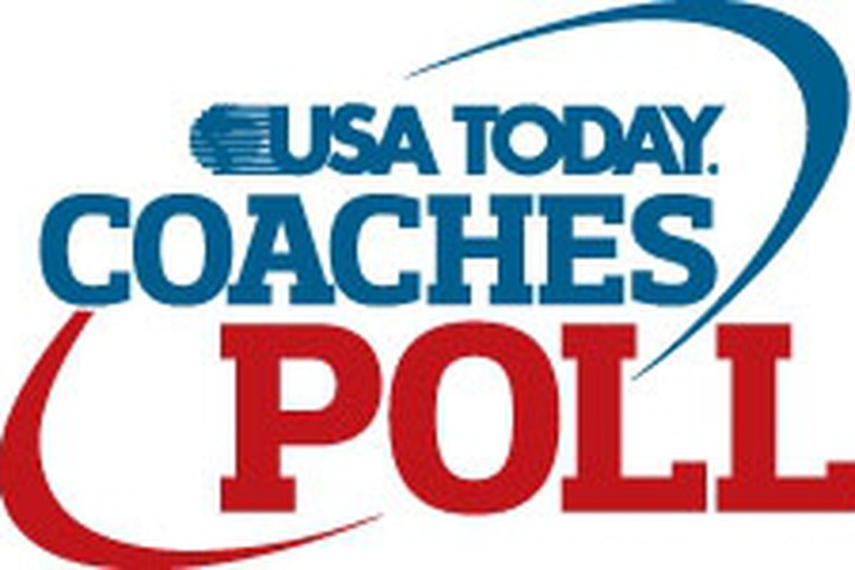 The inaugural 2012 USA Today Coaches Poll is upon us.