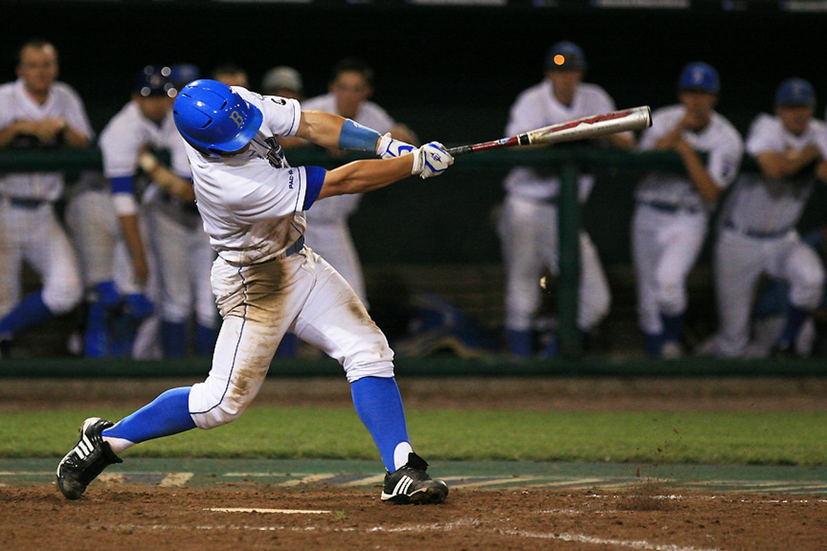 <em>Blair Dunlap and co. will get back in action on Friday afternoon. Photo Credit: Brad Williams (UCLA Athletics)</em>