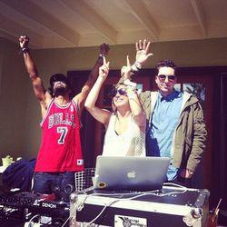DJ Skeet Skeet dropped the bangers.