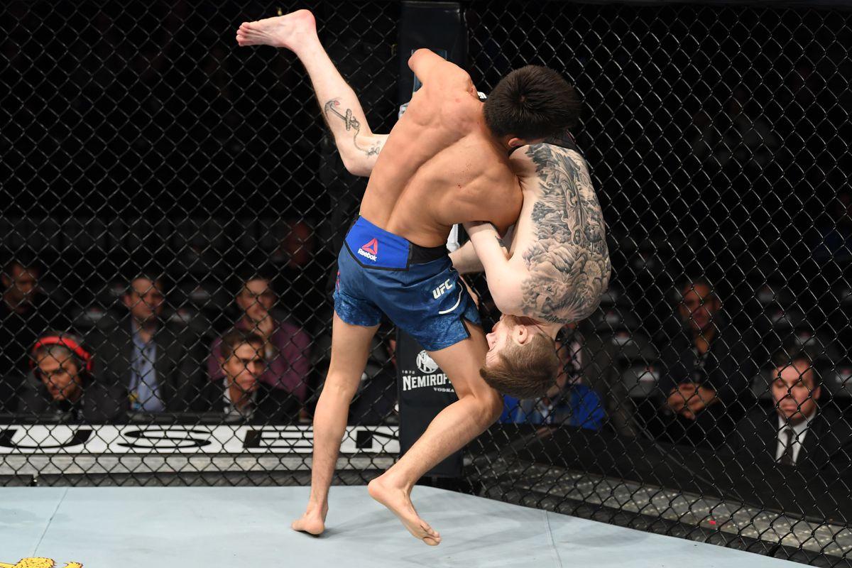 UFC Fight Night: Sandhagen v Bautista