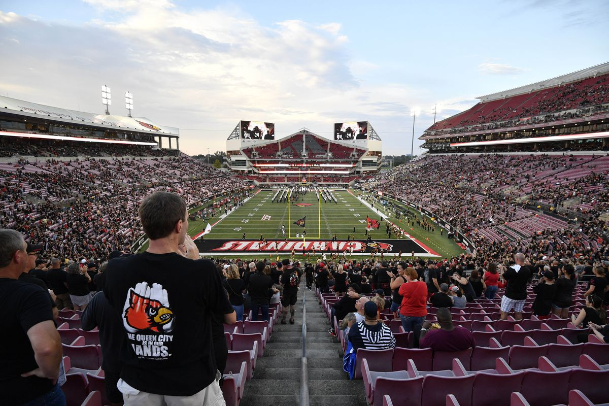 Kickoff times set for first three Louisville football games of 2019