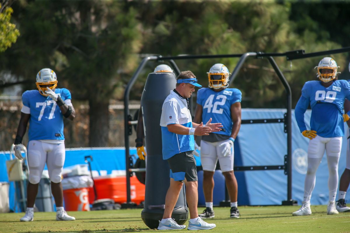 NFL: AUG 24 Chargers Training Camp