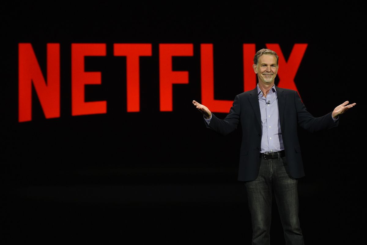 Netflix shows support for net neutrality and 'open internet'