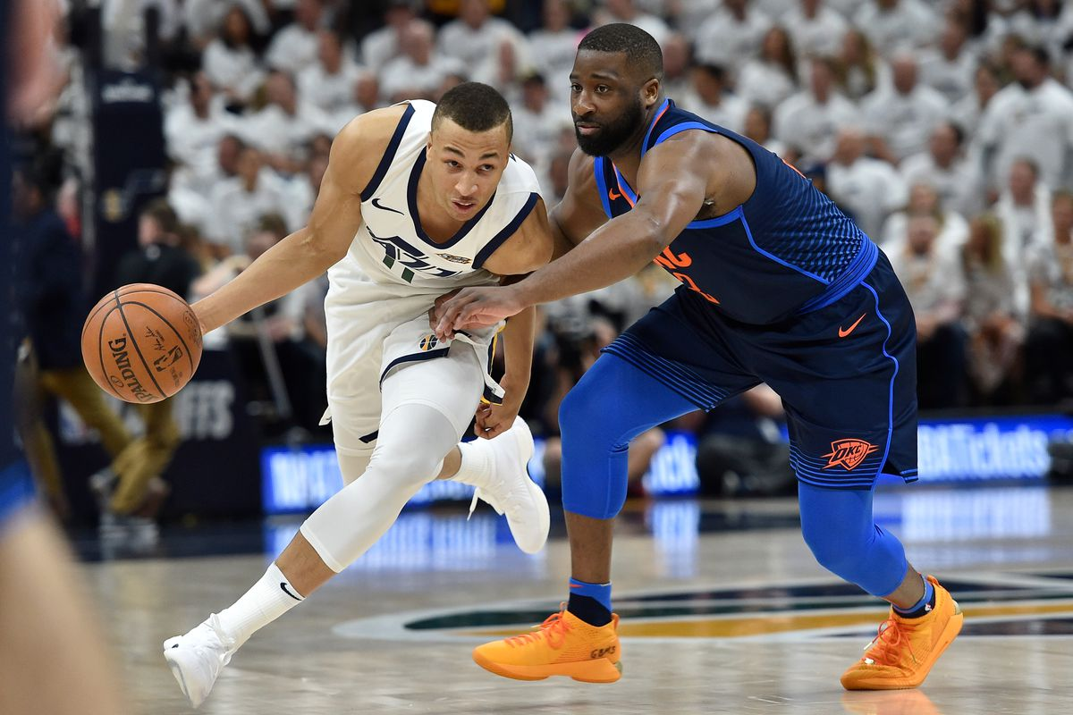b95f0c2a780 Deep dive into Dante Exum, Georges Niang, Tony Bradley and Grayson Allen's  Performance