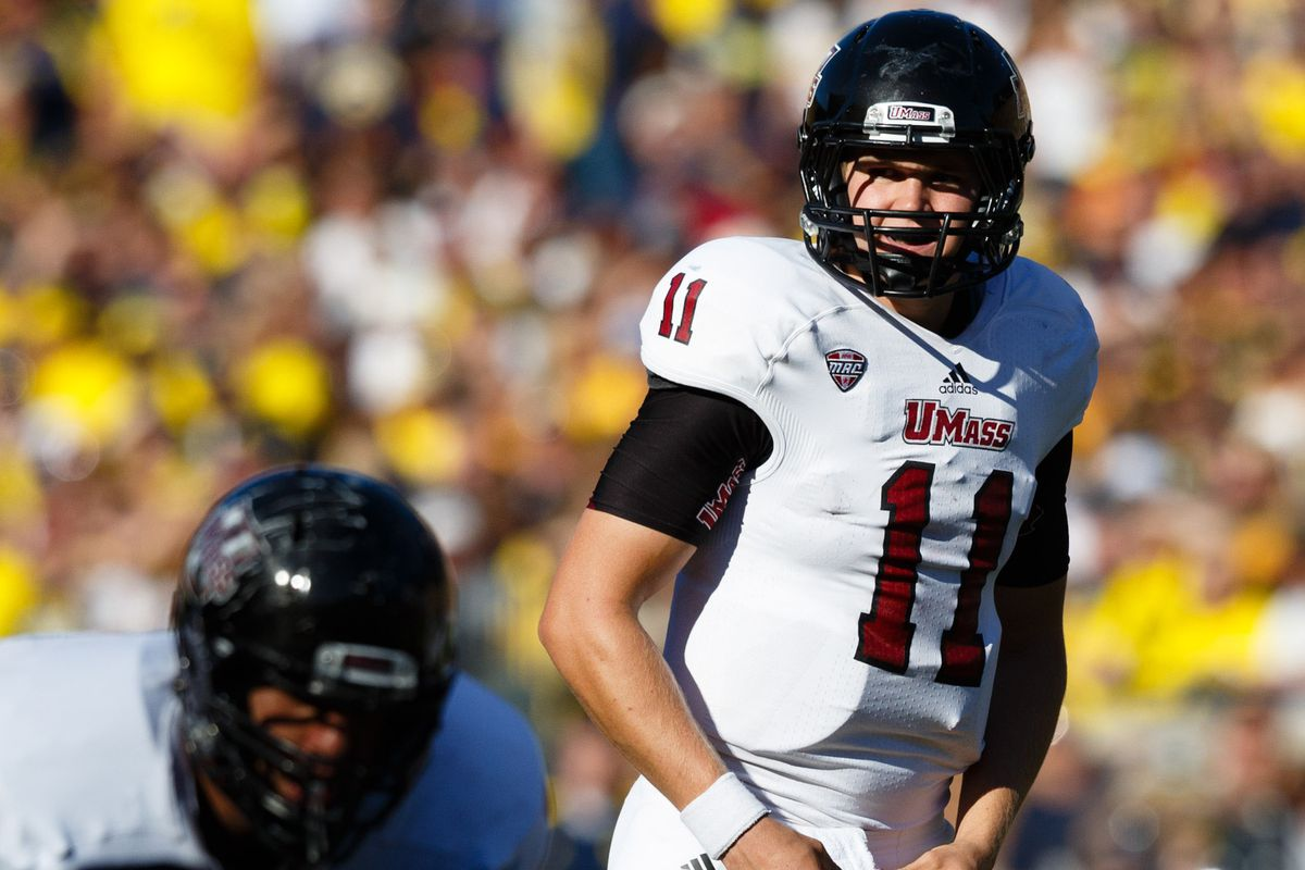 b4777ebf6 2013 UMass football's 10 things to know: Awkward timing, extreme youth