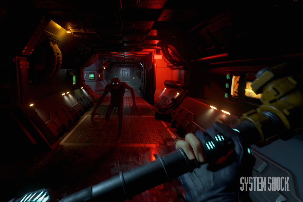 Two Years After Raising $1.7 Million, System Shock Remaster Is On 'Hiatus'