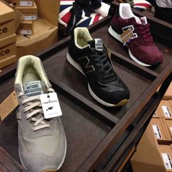 <strong>New Balance</strong> Limited Edition London Sneakers, $200-$300