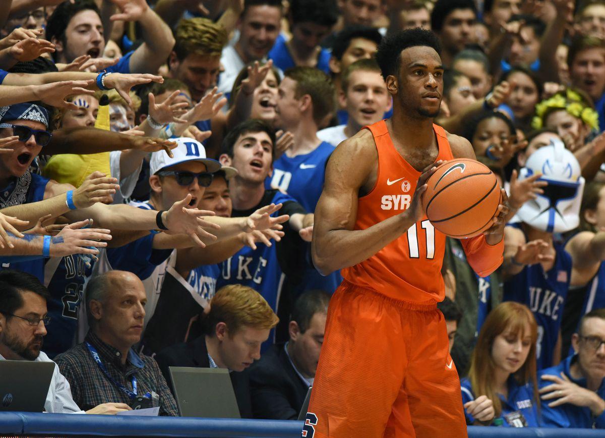Syracuse Vs. Duke Official TNIAAM Predictions & Poll