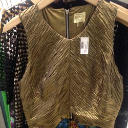Torn by Ronny Kobo top, $109.50