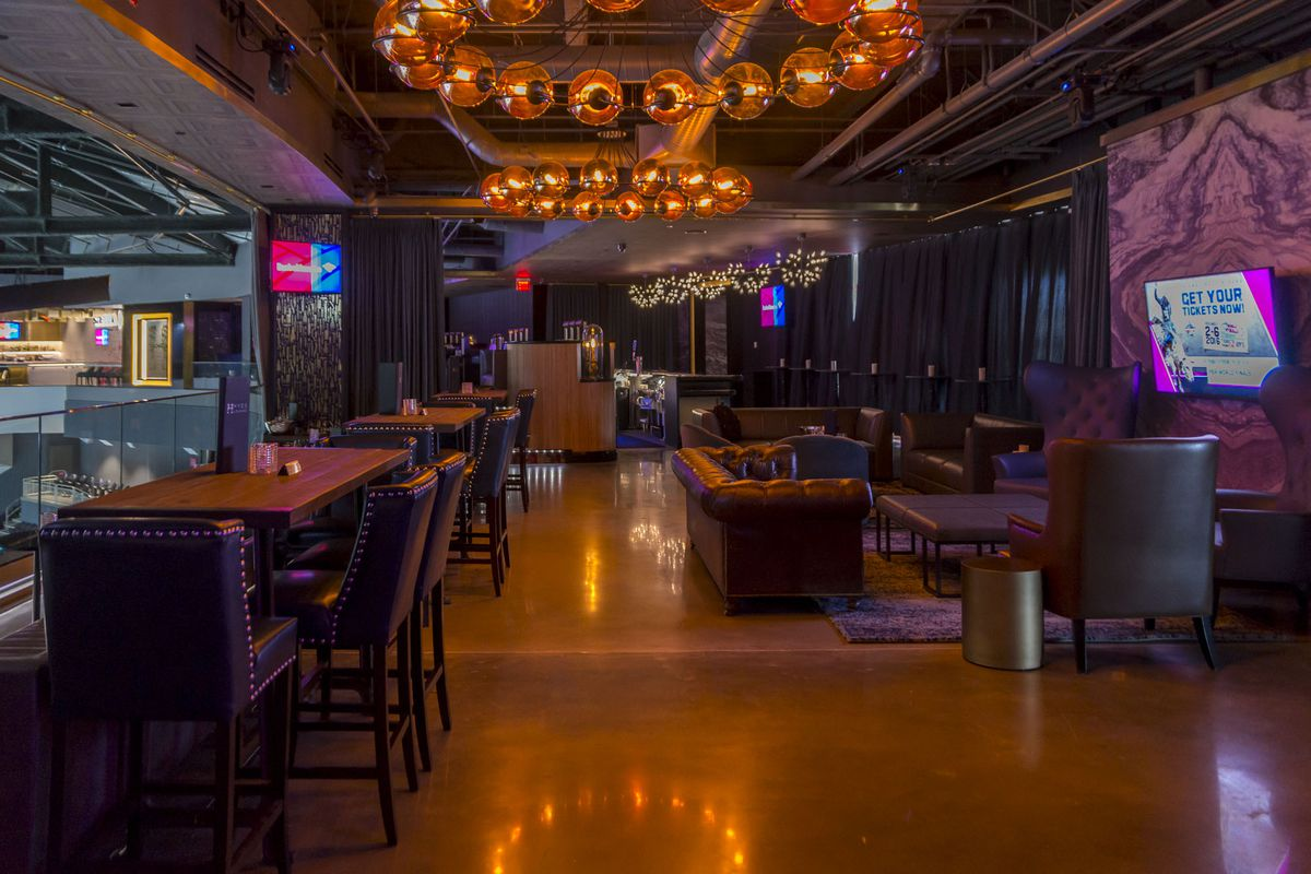 Hyde Lounge At T Mobile Arena