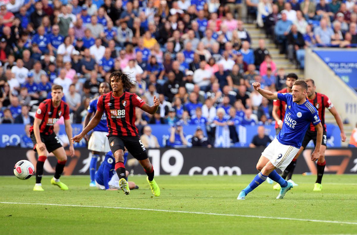 Leicester City v AFC Bournemouth - Premier League