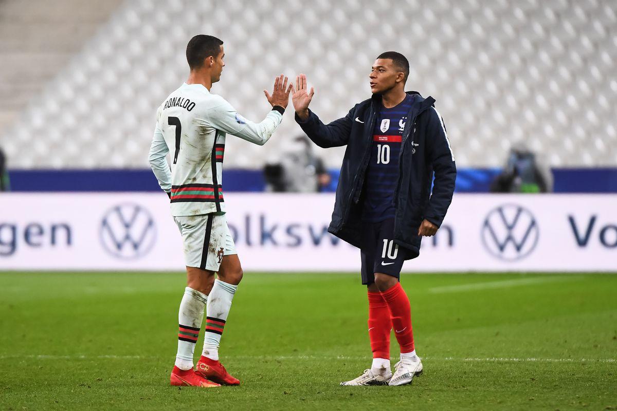 France v Portugal - Nations League - Group 3