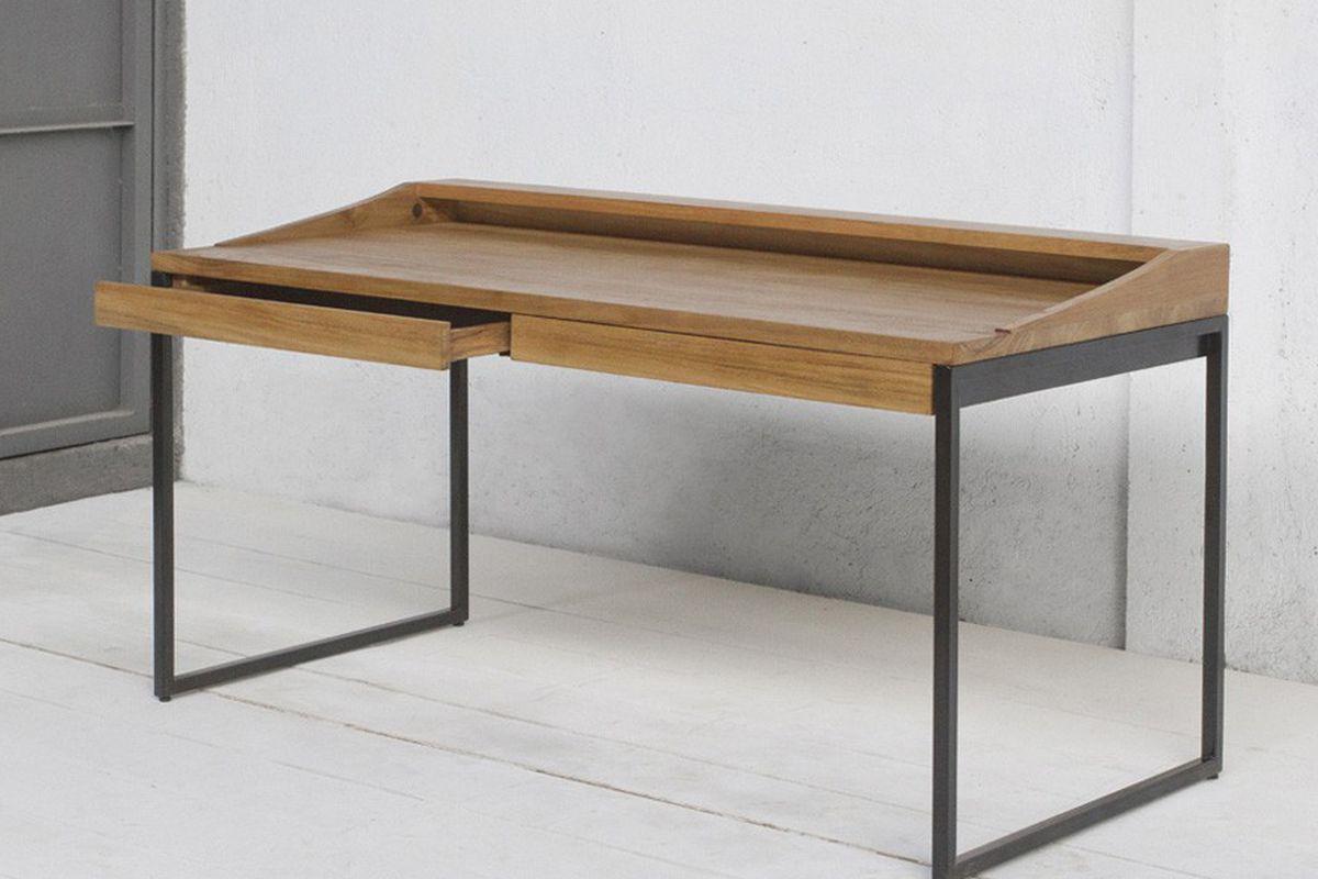 """Mead Writing Desk via <a href=""""http://aellon.com/collection/mead-writing-desk"""">Aellon</a>"""