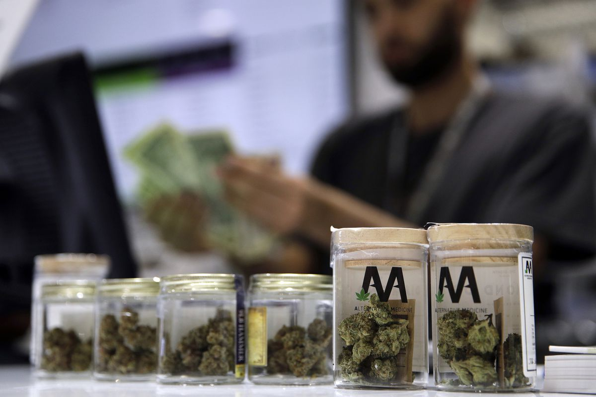 Crime fell near pot shops after marijuana was fully legalized, Colorado study shows