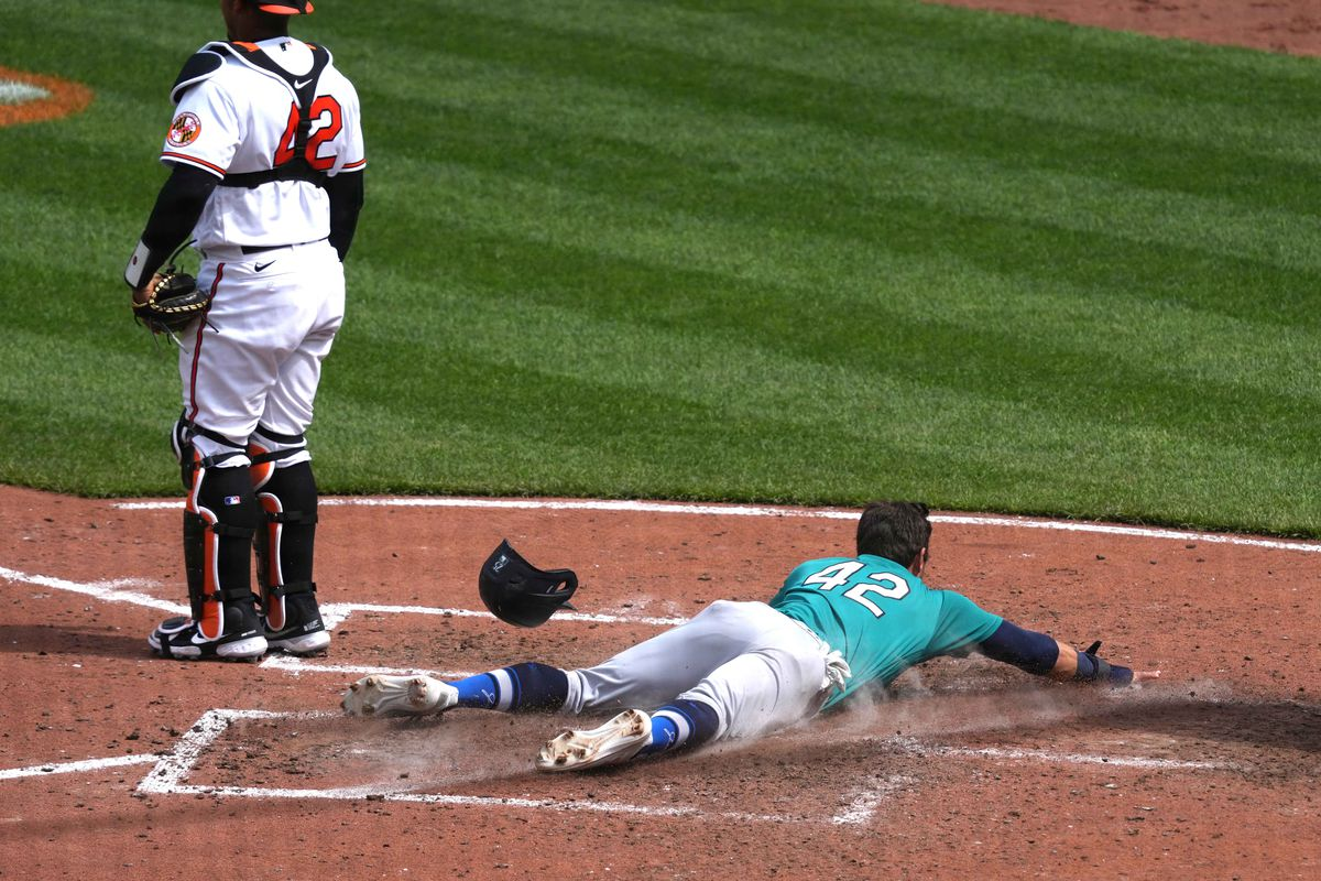 MLB: Game One-Seattle Mariners at Baltimore Orioles