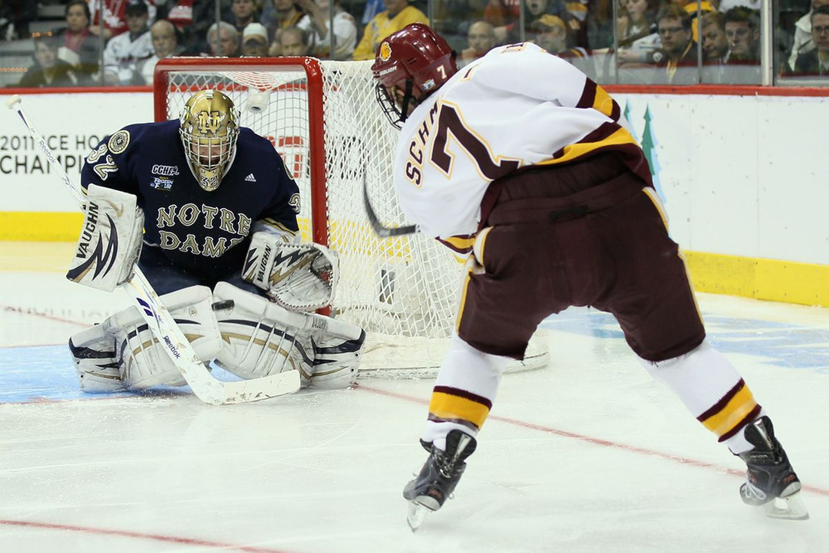 Tony Bretzman will join Notre Dame in the fall of 2014.