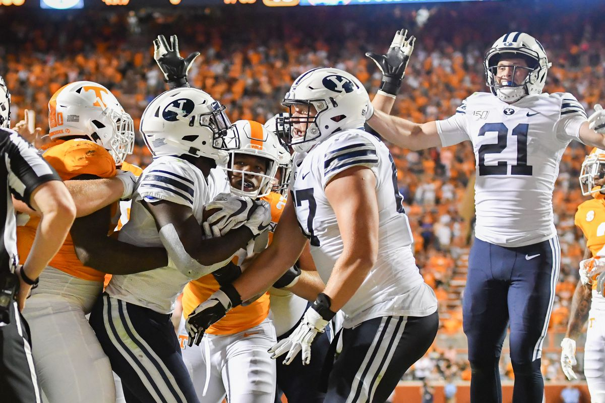 Tennessee Vols Hit Rock Bottom after losses to BYU, Georgia State