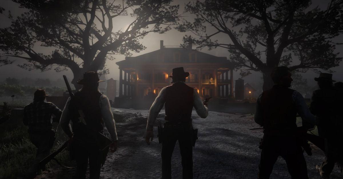 Red Dead Online's beta starts tomorrow