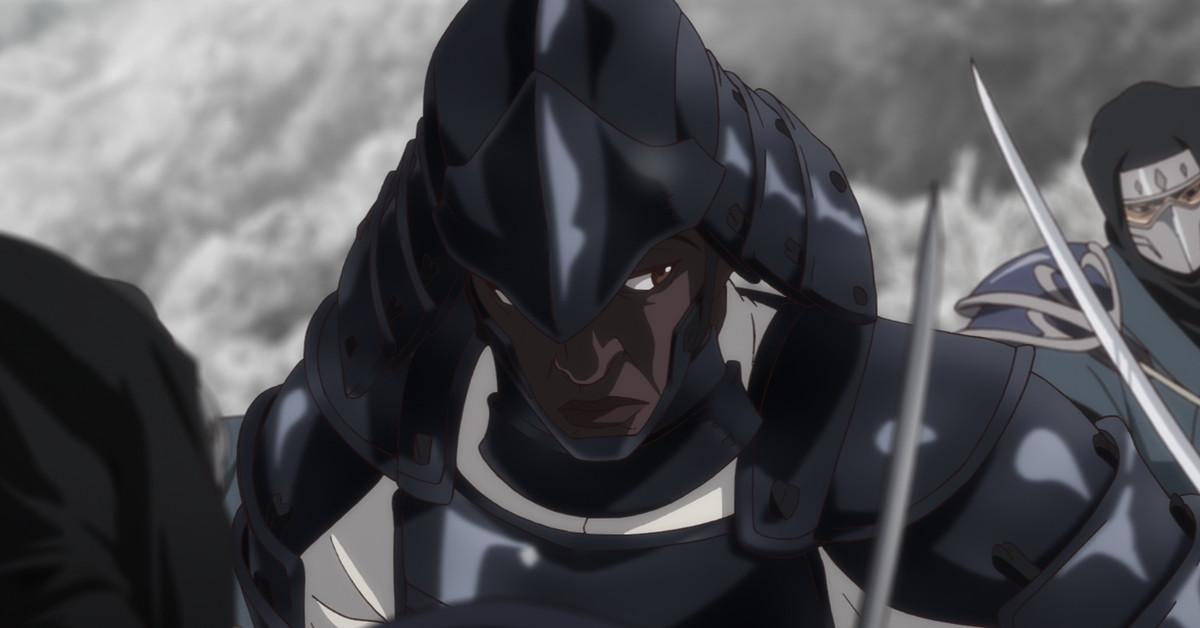 Yasuke: Erster Teaser zum Anime