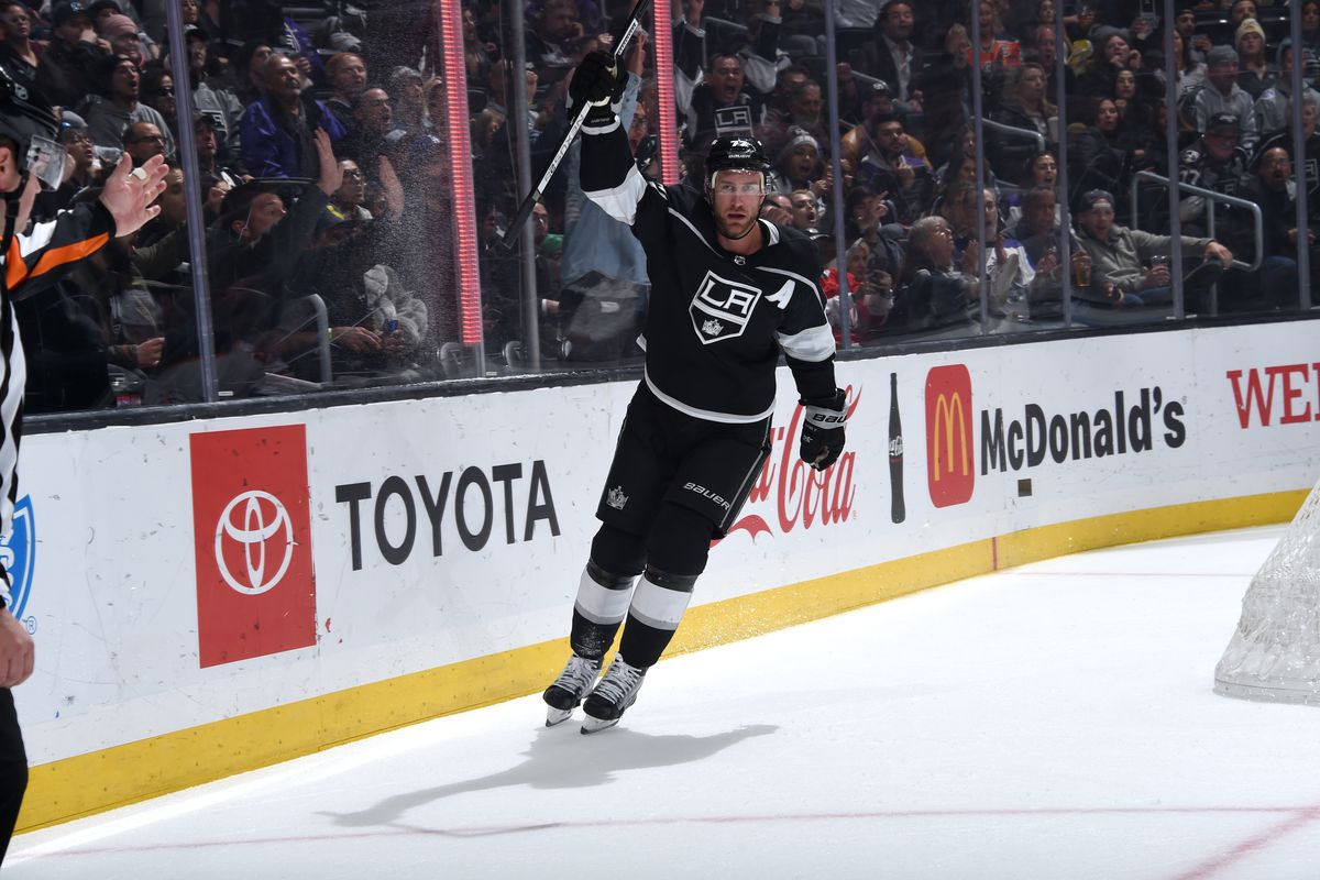 Game 22 Recap: Los Angeles Kings Win 5th Straight at Home over Edmonton Oilers