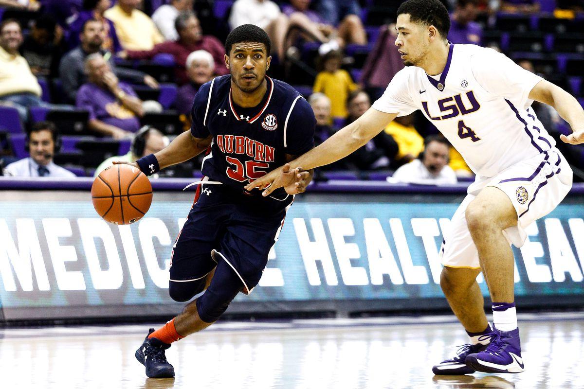 NCAA Basketball: Auburn at Louisiana State