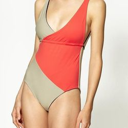 """<a href= """"http://piperlime.gap.com/browse/product.do?cid=77615&vid=1&pid=293867&scid=293867002"""">Basta Surf Norsara one piece via Piperlime</a>, $180"""