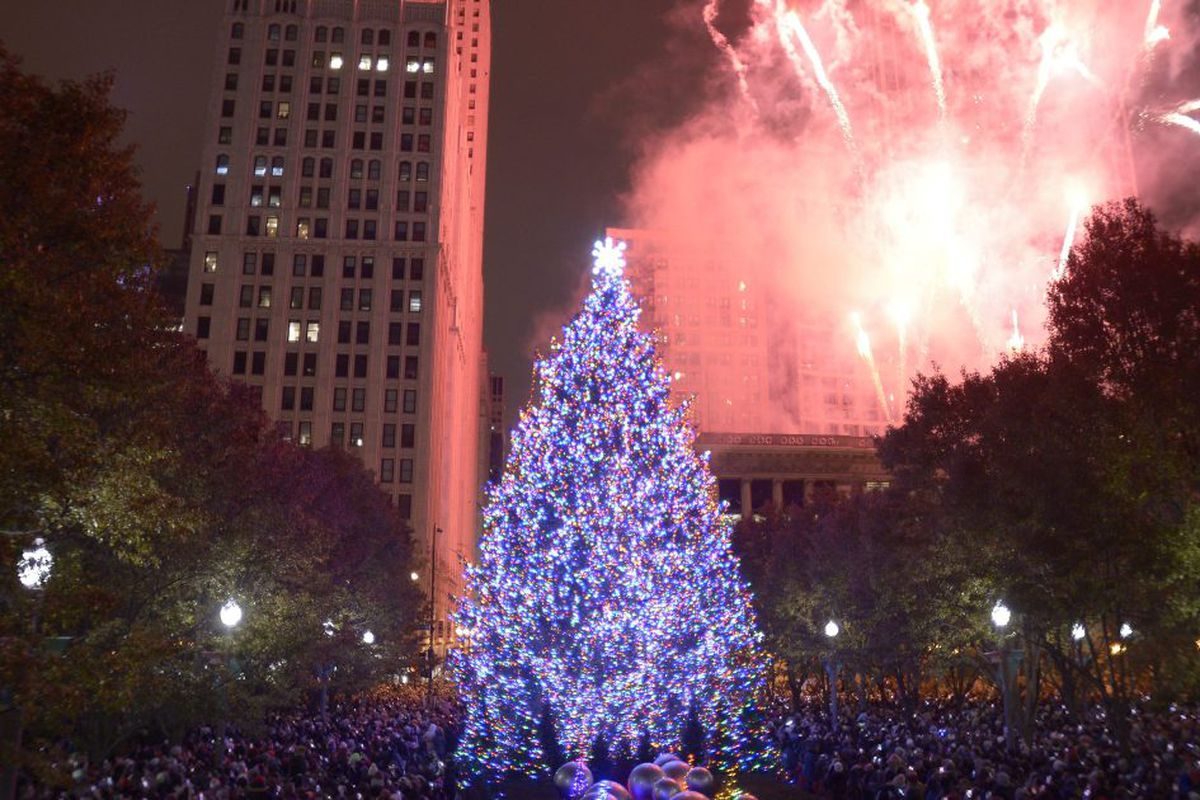Chicago Christmas.Free And Cheap Things To Do In Chicago This Week Dec 20 26