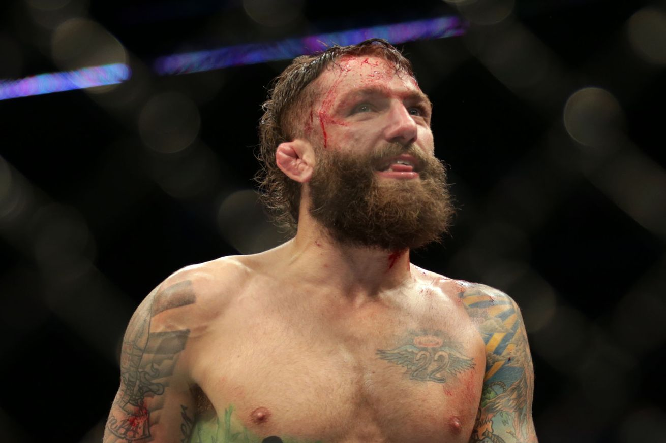 UFC Fight Night 112 medical suspensions:  Michael Chiesa, five others potentially out 180 days