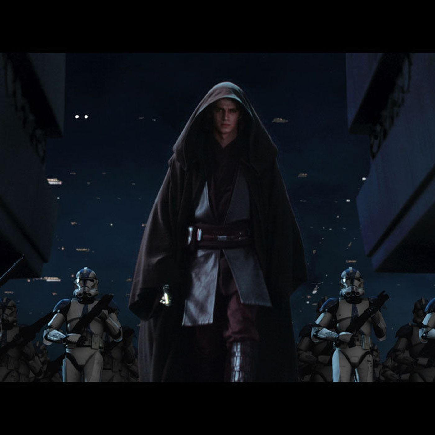 Star Wars Revenge Of The Sith Actually Had An Effect On The Way Lost Ended Polygon