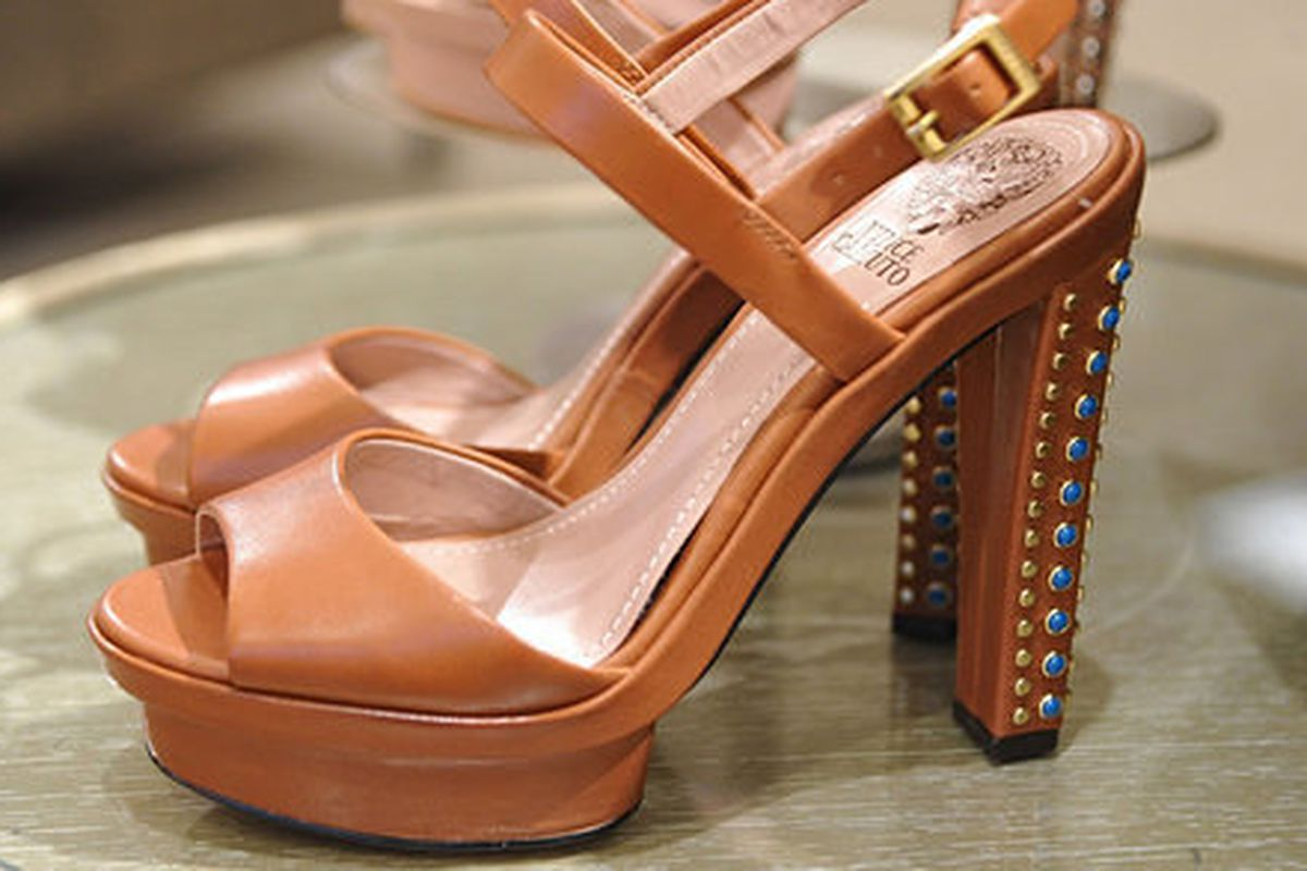 22820b6fb Why Vince Camuto Was a True Shoe Visionary - Racked