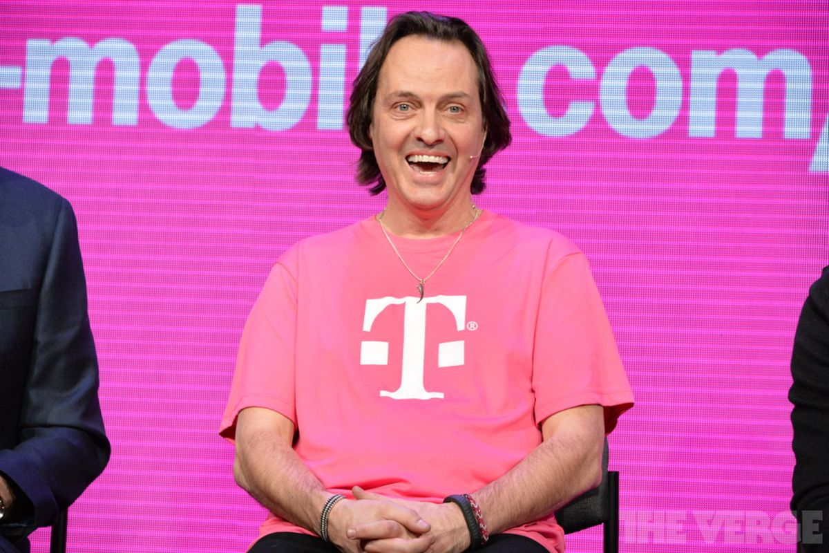 T Mobile Ceo John Legere Refuses To Deny Acquisition By Sprint
