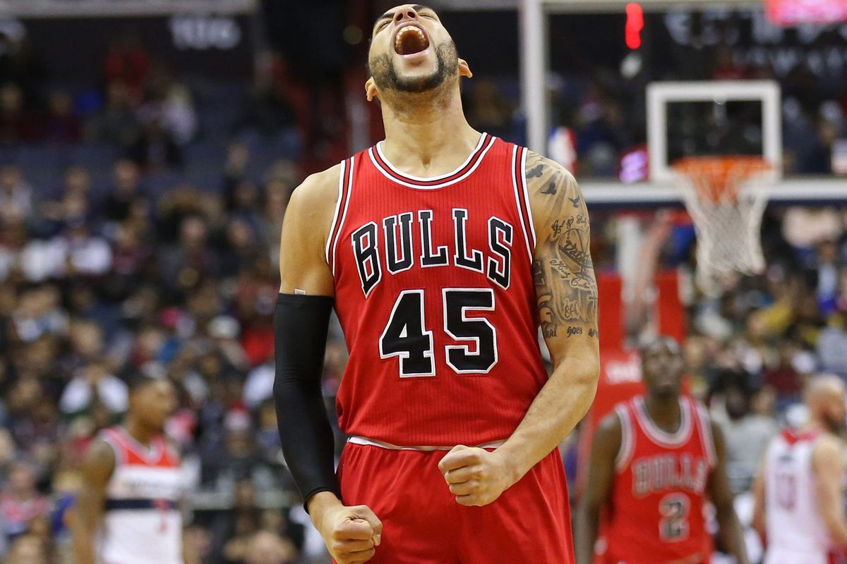 The Bulls' Denzel Valentine might be better served elsewhere this year