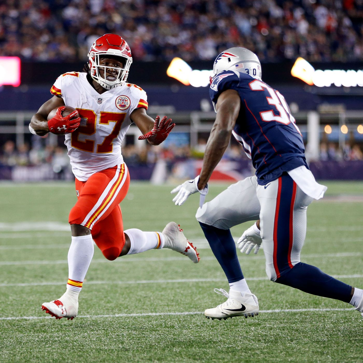 7bb9eee8 Identifying what the Kansas City Chiefs have in Kareem Hunt ...