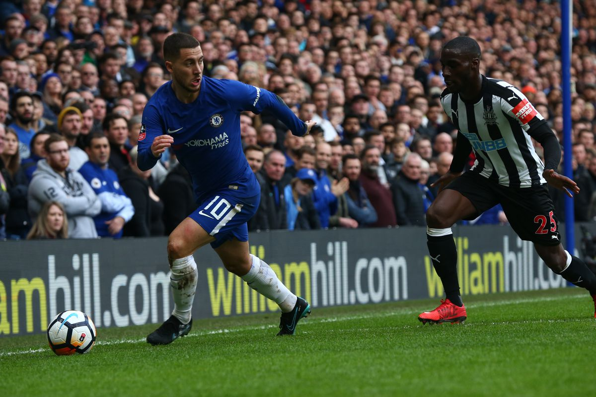 Chelsea v Newcastle United - FA Cup 4th Round