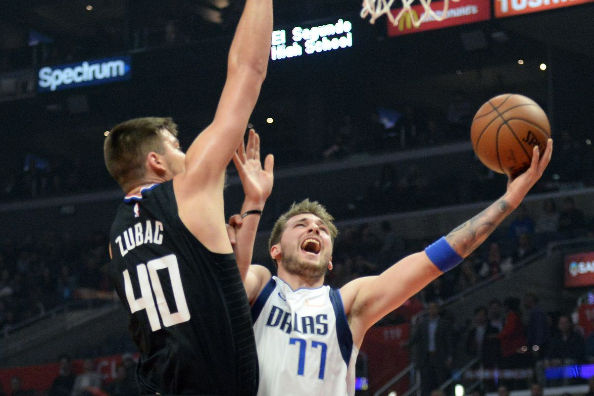 Clippers Vs Mavericks Preseason Game Preview Clips Nation