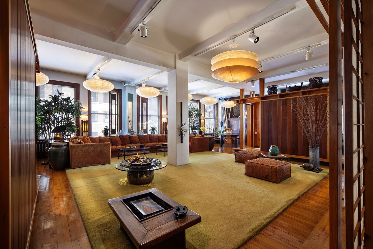 In Gramercy Park A Co Op Inspired By Traditional Japanese