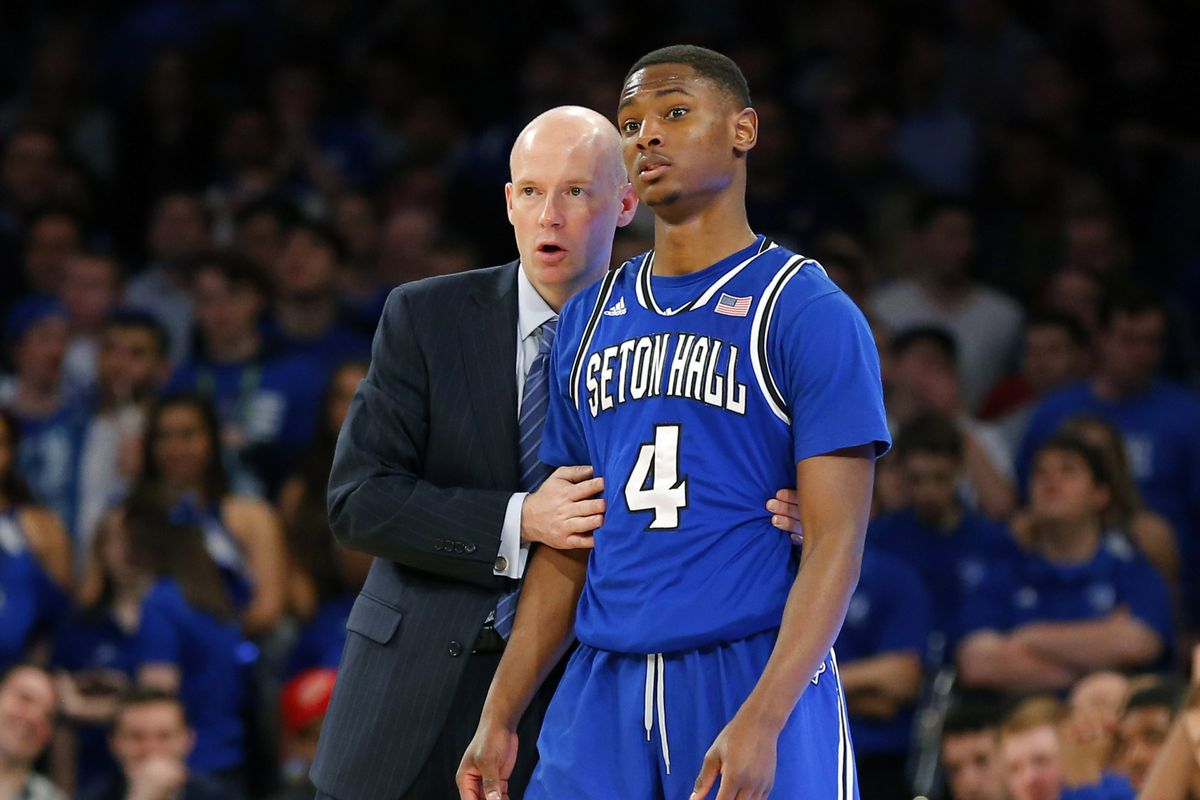 Kevin Willard expects more scoring from Sterling Gibbs this season now that he has help.