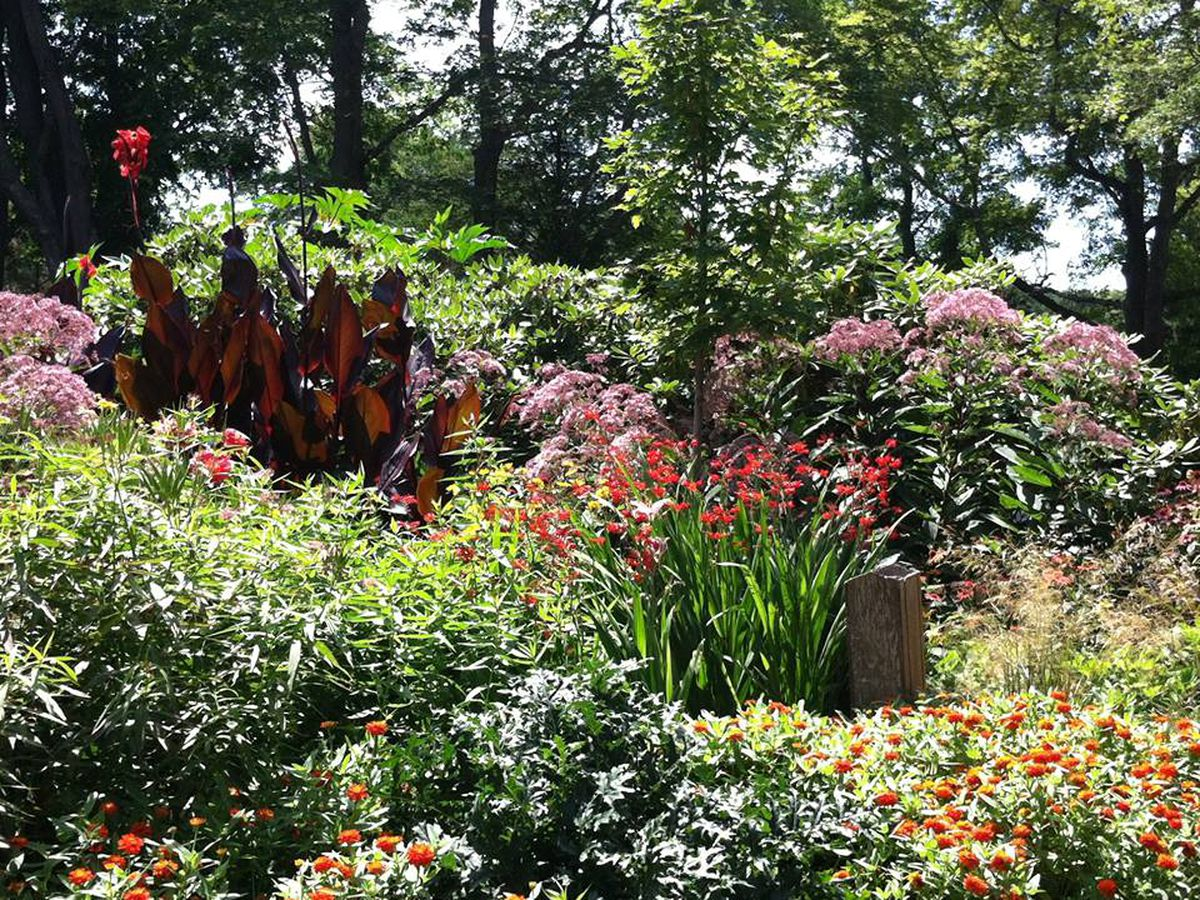 14 Secret Gardens Parks And Green Spaces On Cape Cod Curbed Cape Cod