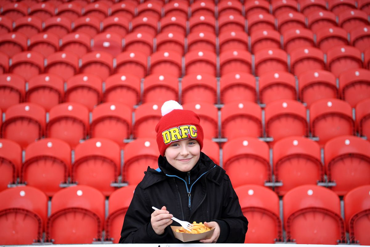 Doncaster Rovers v Oldham Athletic AFC - FA Cup Fourth Round